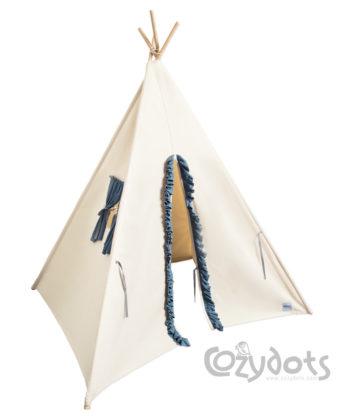 Tipi namiot Blue Frill