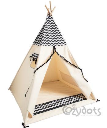 Tipi namiot Chevron - zestaw