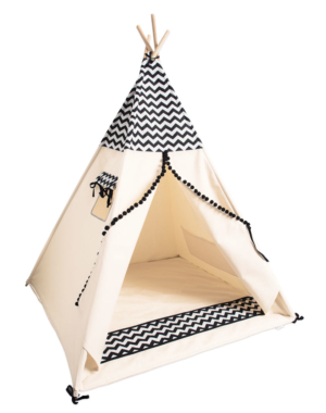 tipi Chevron set