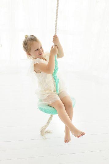 round swing mint velvet
