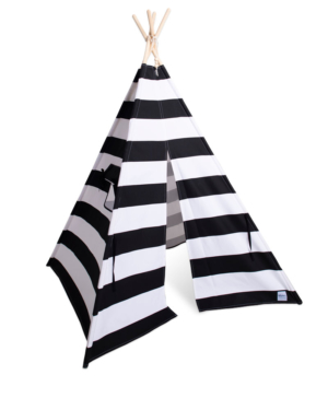 tipi Black Stripes