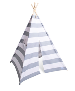 tipi Grey Stripes