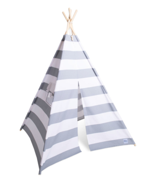 tipi Grey Stripes