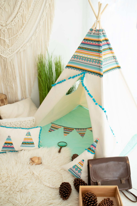 tipi tente indian