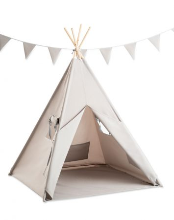 tipi waterproof grey