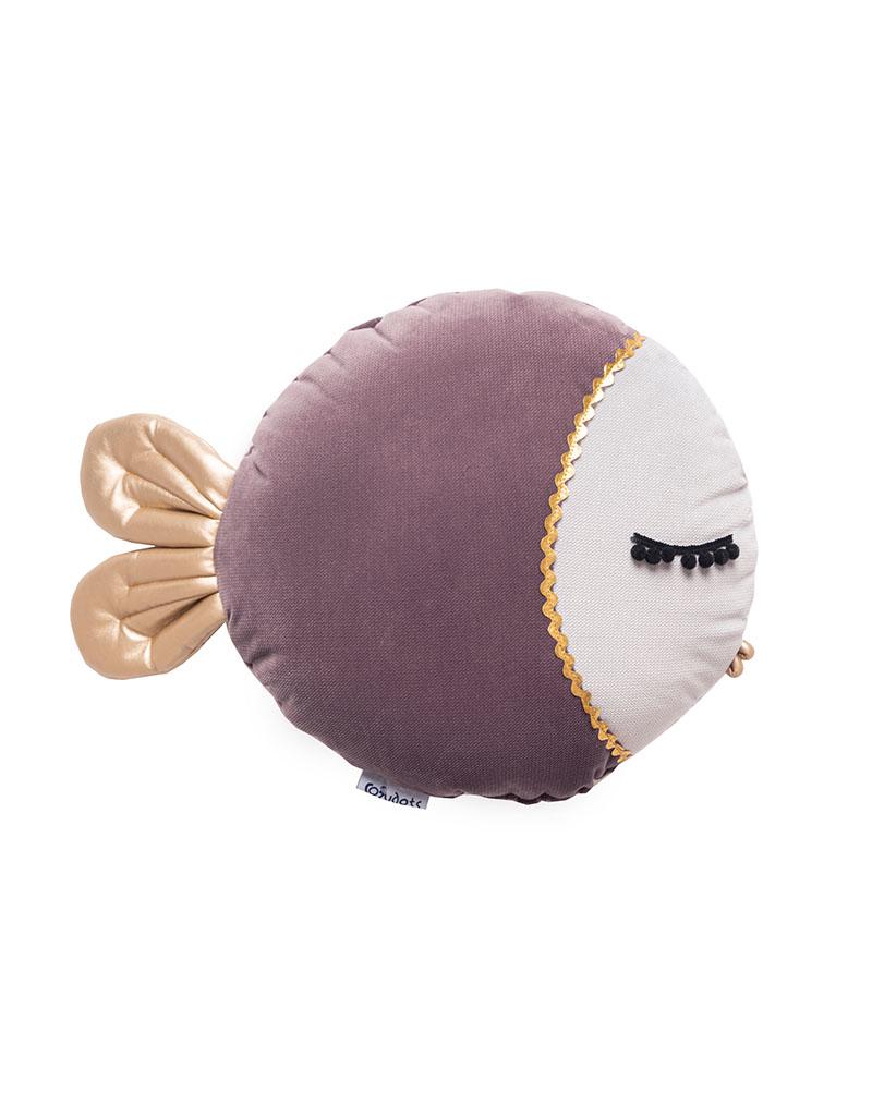 poduszka rybka velvet